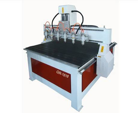 Multi Spindles High Efficiency Woodworking CNC Router GR1618
