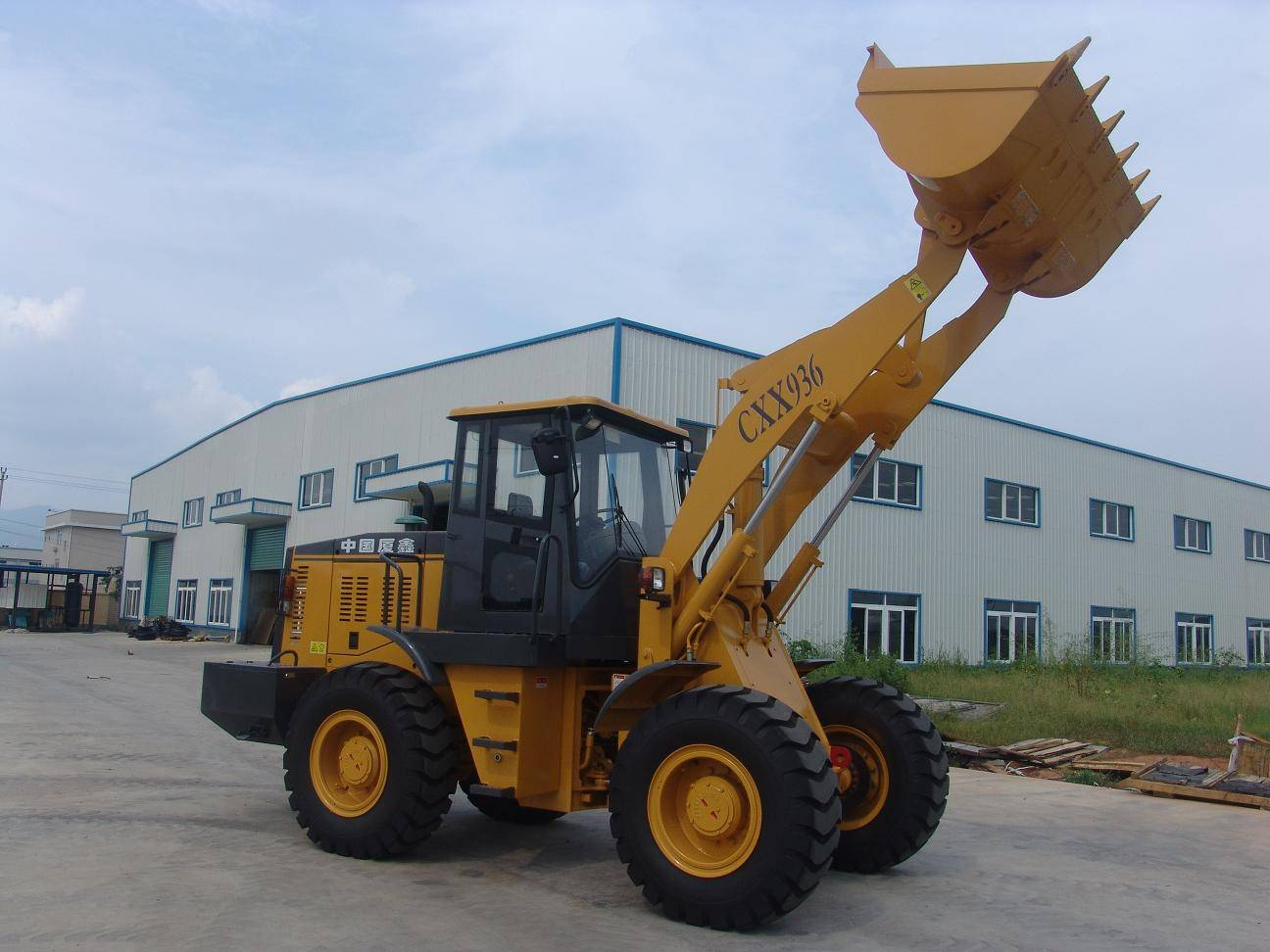 CXX936 3Ton wheel loader with CE approval