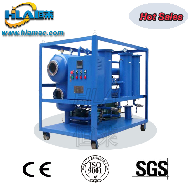SVP Single stage vacuum insulating Oil Purifier Oil Purification Oil Filtration Oil Recycling