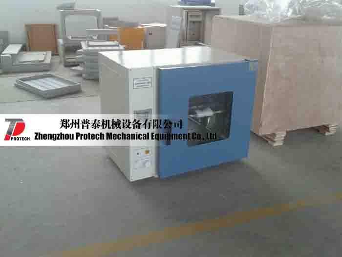 Protech lab vacuum dryer