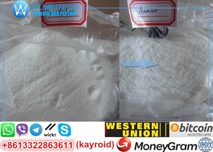 Oxandrolone Anavar Crystalline Raws Anabolic Cutting Cycle Steroids Female Supplements