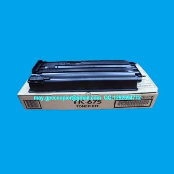 TK-675| Kyocera Black Toner Cartridge | Consumables