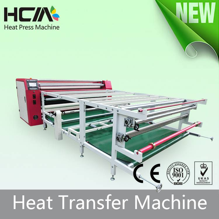 Touch screen best-selling t-shirt heat printing machine