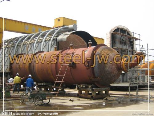 ASTM A387 Grade 12 steel plates for pressure vessels