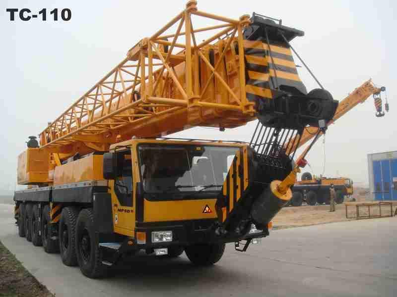 110 TON  trucking