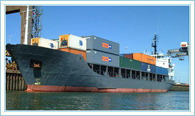 Efficient Sea Cargo Shipping / Reliable Sea Freight Forwarding / Shipping Services
