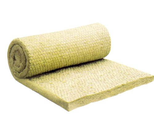 Rock wool insulation blanket with wire mesh best quality