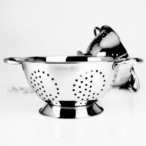 Stainless steel Colanders and strainers