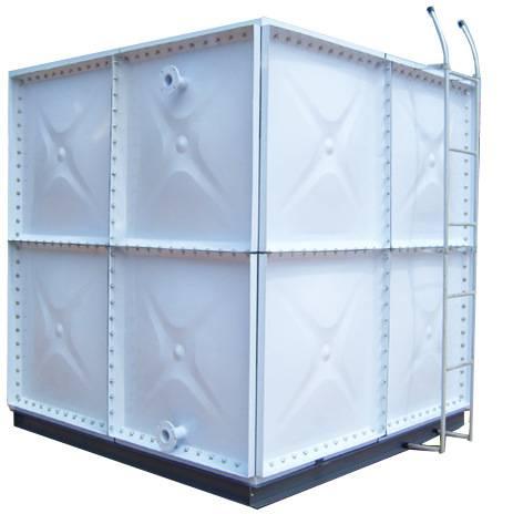 Plug-in Sprayed steel plate water tank