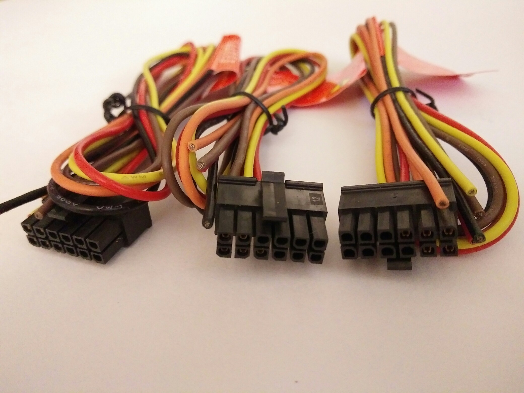wire harness power connector