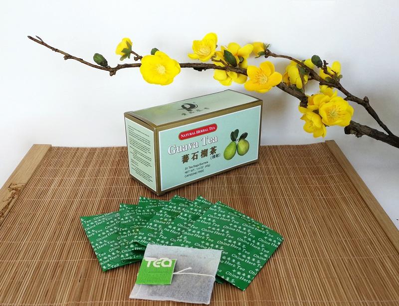 Chinese Herbal Guava Tea bag