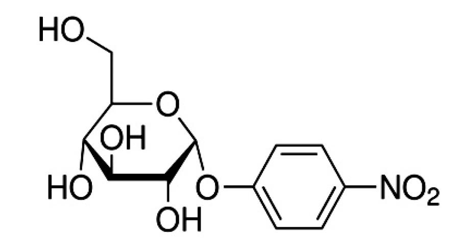 4-nitrophenyl-a-glucopyranoside
