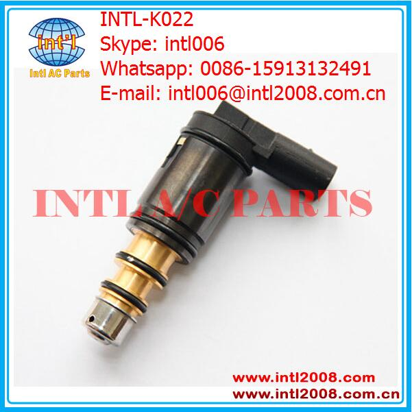 A/C compressor control valve for AUDI VW MT2282 denso MK5 MK6 6SEU14C 7SEU16C 6EU12 6SEU12 6SEU1
