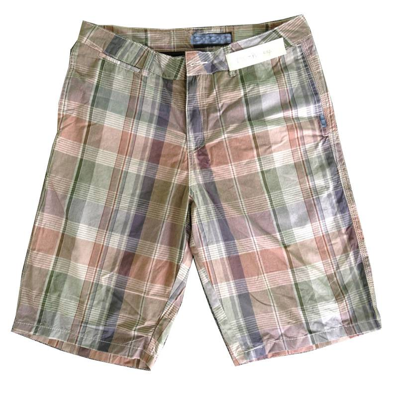 men's leisure cotton short pants