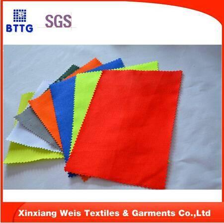T/C Hi Vis Yellow fabric