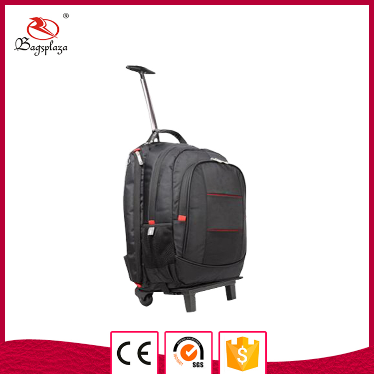 nylon cheap bag hot item trolley bag backpack for men