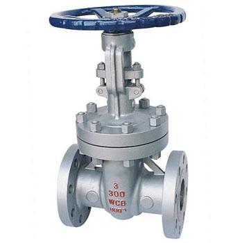 Cast steel gate valve DIN/ANSI/JIS/BS Standard