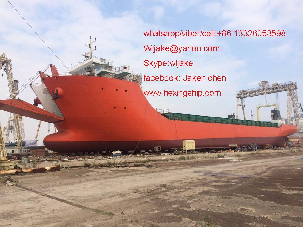 316 TEU NEW SPB FOR SALE (Self Propeller barge)for sale