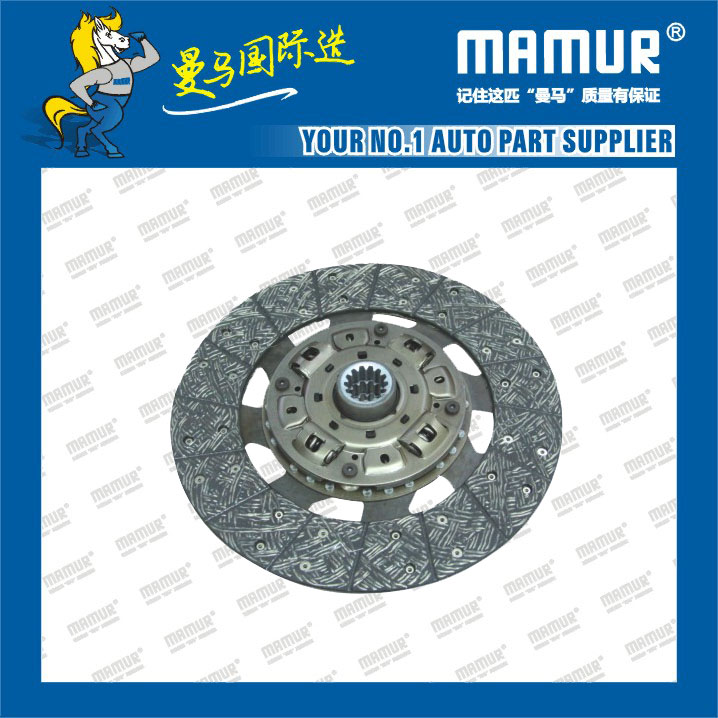 MAMUR Clutch Disc for ISUZU 4KH1/NPR/NQR 8973677950