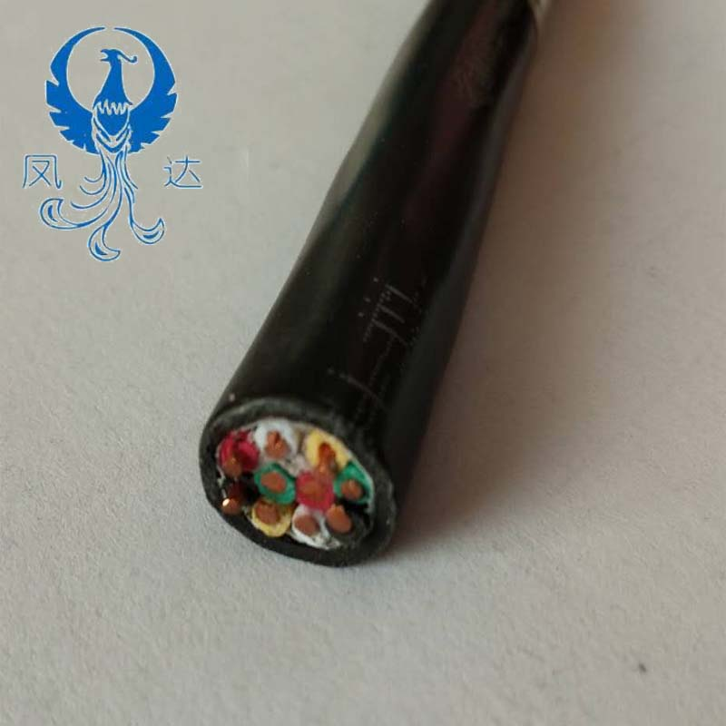 PVC sheathed copper core control cable10x1.5mm2