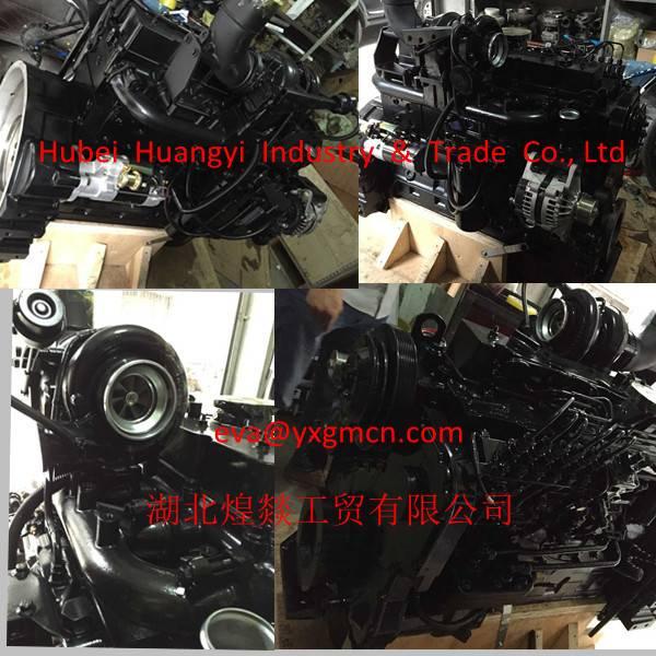 cummins engine cummins QSC8.3 diesel engine for sale