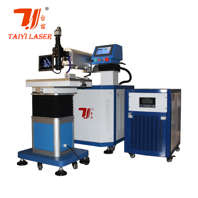 Made in China laser welding machine for repairing with promotion price