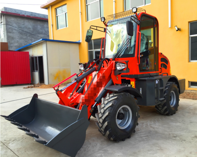 Newest products front/ reverse electric control agricultural wheel loader