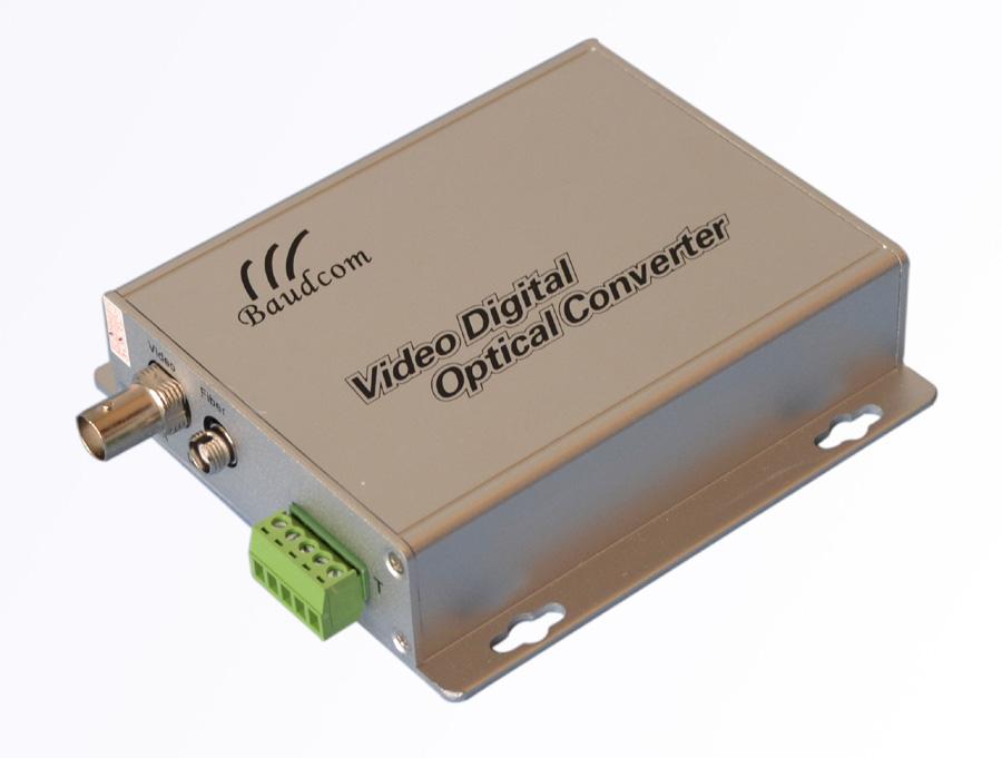 1 Channel Video fiber multiplexer