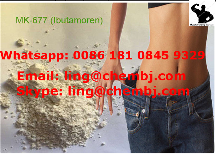 MK-677 Ibutamoren Muscle Building Steroids Nutrobal CAS 159752-10-0 For Weight Loss