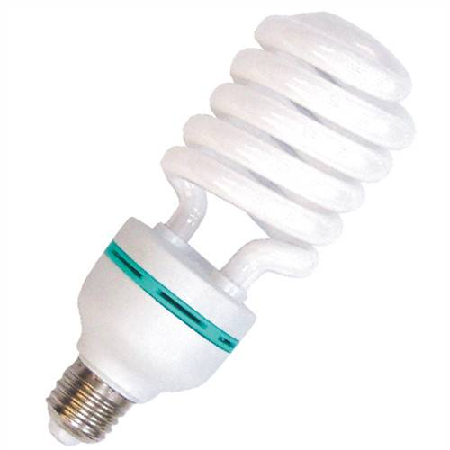 Half Spiral CFL ESL Energy save lighting with CE RoHS SASO SONCAP www.zsjin-yu.com J&Y TECHNOLOGY CO