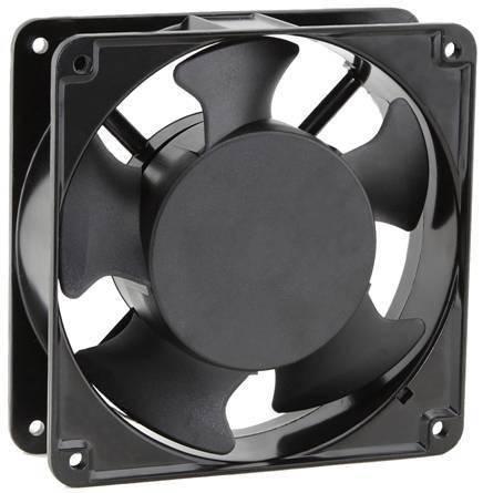 CE/UL approved five fan blades 120x120x38mm 12cm 120mm 1238 12038 110v 230v AC axial cooling fan