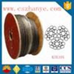 oilfield wire rope Swabbing Line API- A certificate