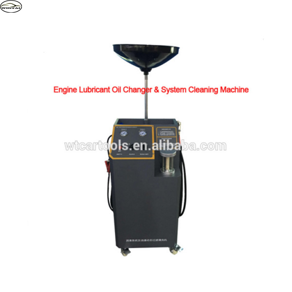 ASE-008E engine Lubricating Oil system Cleaning Machine
