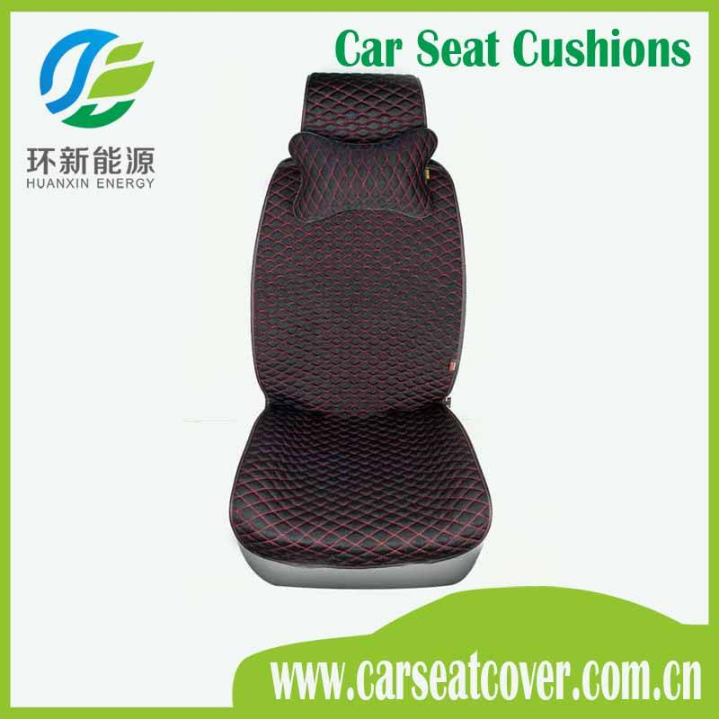 Breathable fabric car seat cushion simple car seat cover