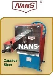 Cassava Slicer