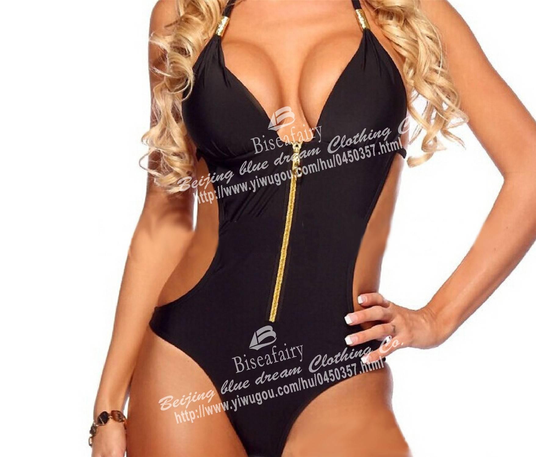 NewDesign One-piece beachwear& Monokinis For Ladies.
