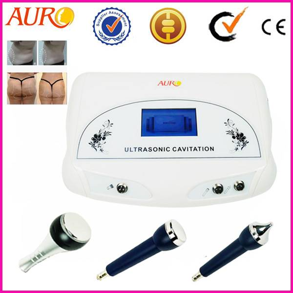 Professional ultrasound cavitation slimming machine facial massage anti-aging beauty equipment AU-42