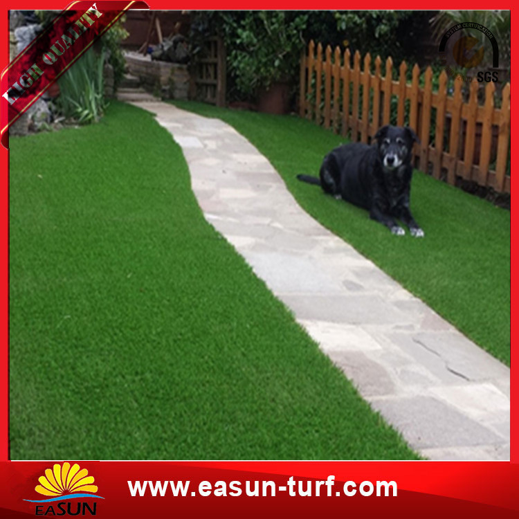 Cheap Chinese Artificial Turf Grass Carpet  Landscaping-Donut