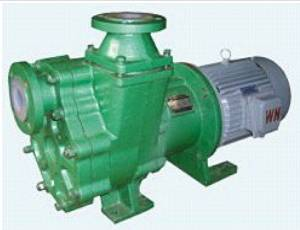ZCQ Fluoroplastic  Self-priming magnetic  Drive pump