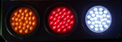 24v LED combination tail lamp for truck trailer