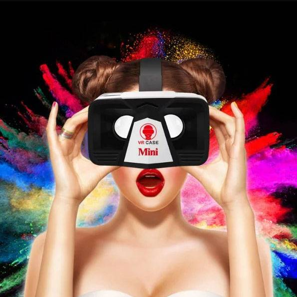 MINI 3D VR Glasses
