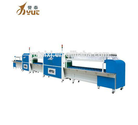 YT-130 Single/Double-layer Infrared Sole attaching Automatic Production Line