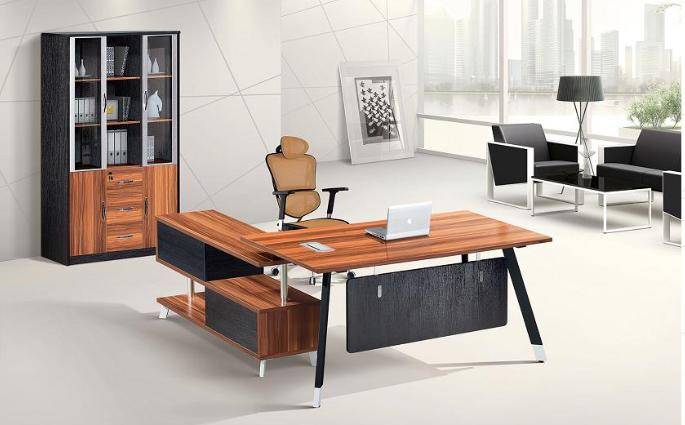 modern office executive desk,wooden office desk(PG-15B-16A)