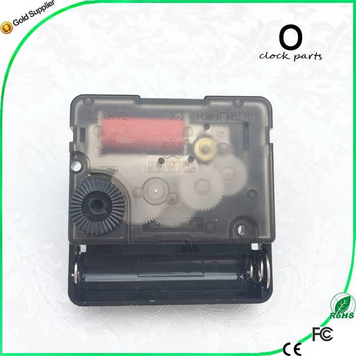 POWER Top Quality Quartz Sweep Clock Movement and parts