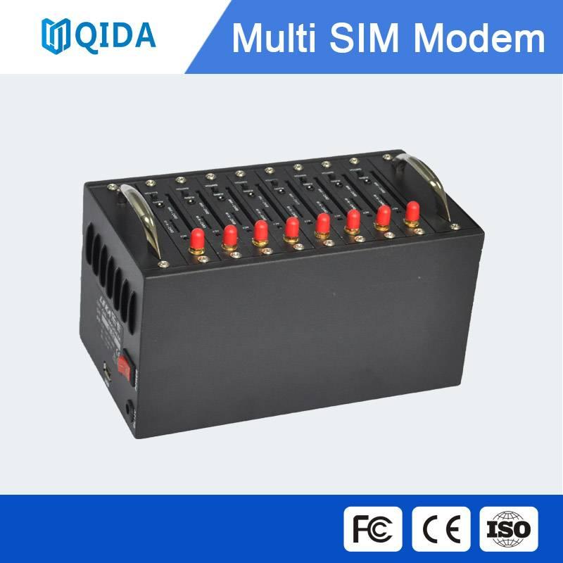 Hotselling Wholesale wavecom modem pool bulk SMS sending device Bulk SMS equipment Mass SMS