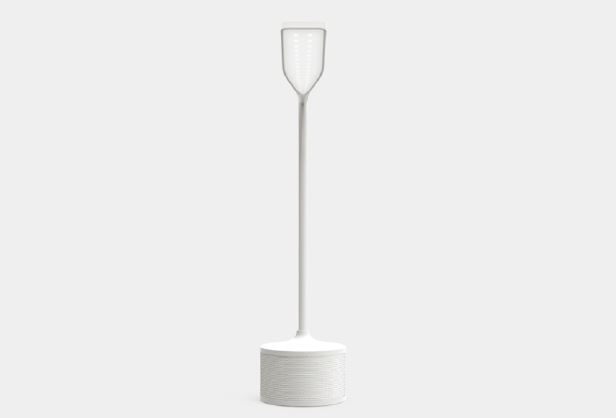 EYES 1 LED lamp with bluetooth speaker
