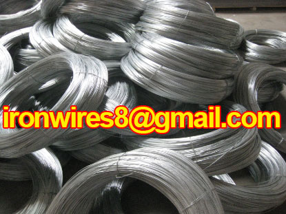 Best quality black wire (black annealed iron wire)