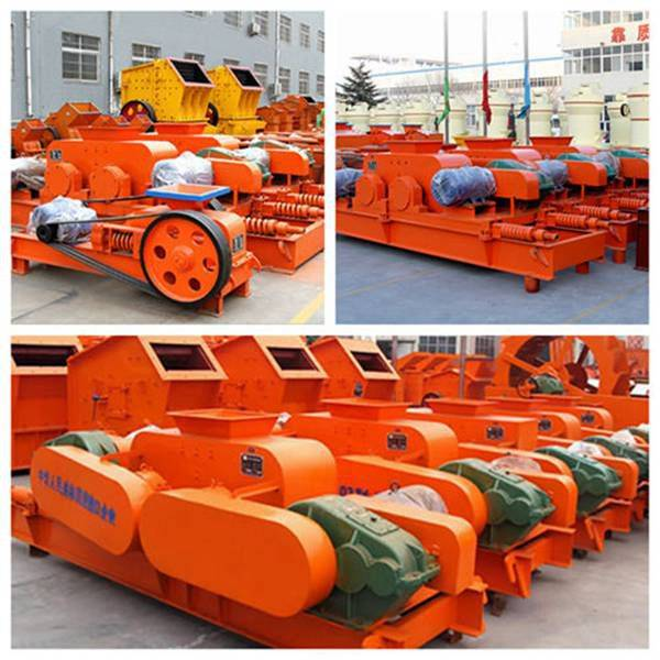 Toothed Roll Crusher/Roll Crushing Machine