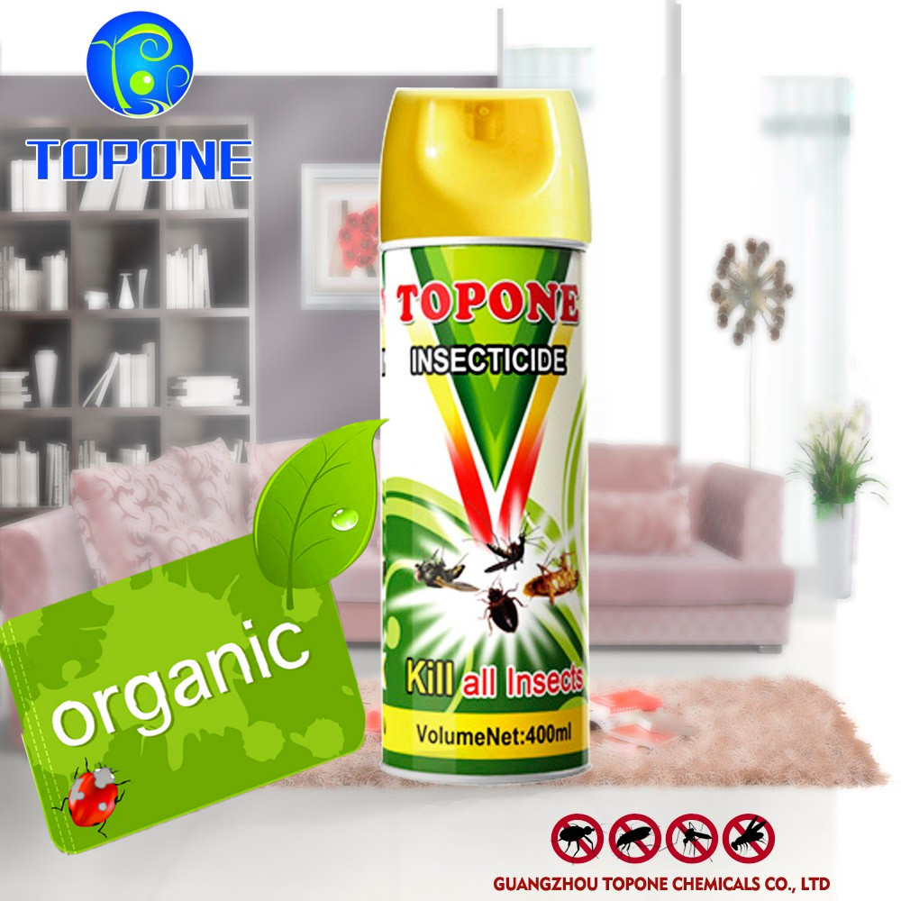 TOPONE 300-700ml home & garden harmless insecticide spray effective repellent insect
