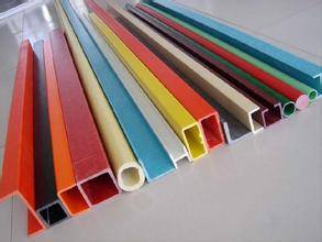 FRP pull extrusion profile